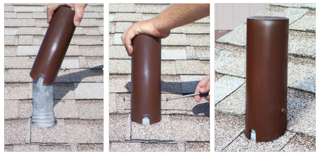Vent Guard Installation