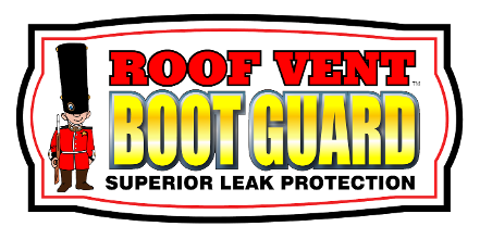 Roof Vent Boot Guard
